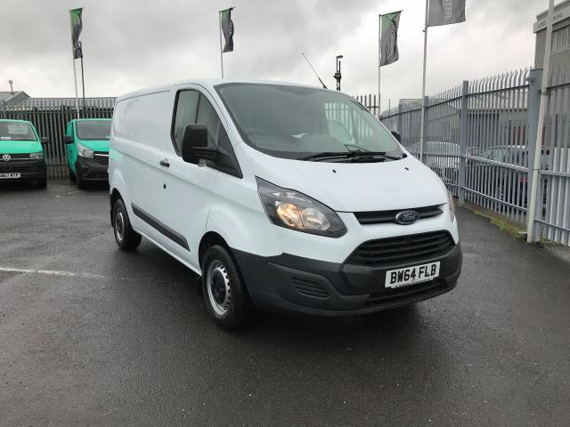 2015 Ford Transit Custom 290 L1 DIESEL FWD 2.2TDCI 100PS LOW ROOF VAN EURO 5 (BW64FLB)