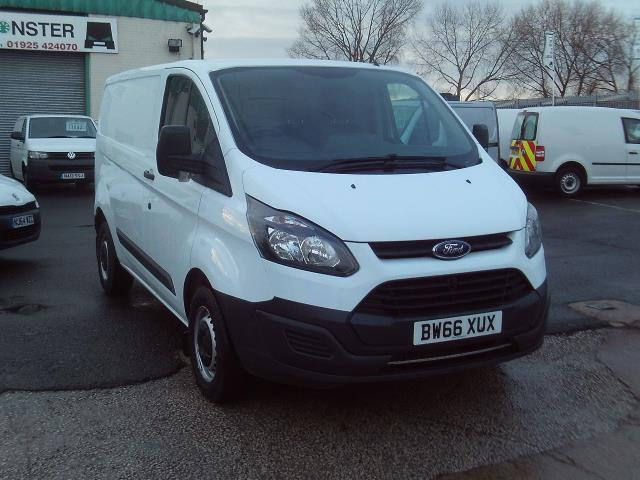 2016 Ford Transit Custom 290 L1 H1 105ps (BW66XUX)