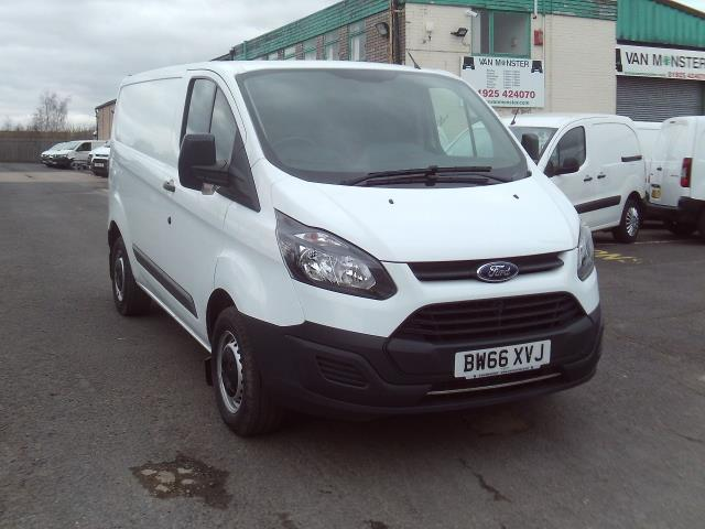 2016 Ford Transit Custom 290 L1 H1 2.2TDCI 105PS  (BW66XVJ) Thumbnail 1