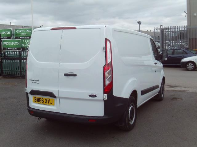 2016 Ford Transit Custom 290 L1 H1 2.2TDCI 105PS  (BW66XVJ) Thumbnail 3