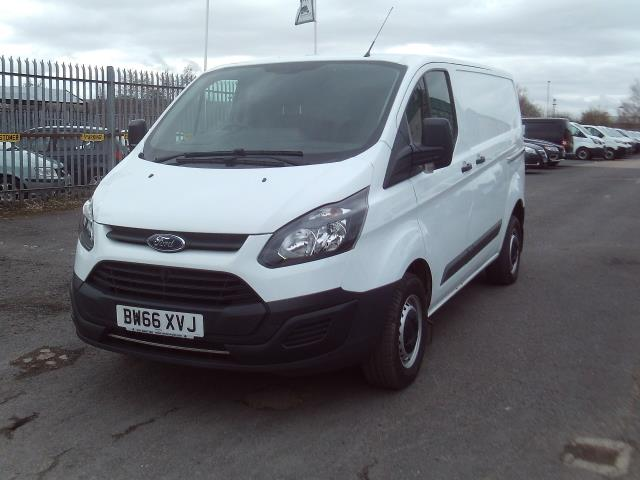 2016 Ford Transit Custom 290 L1 H1 2.2TDCI 105PS  (BW66XVJ) Thumbnail 2