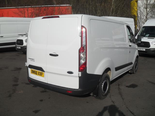 2016 Ford Transit Custom 2.0 Tdci 105Ps Low Roof Van (BW66XXF) Image 9