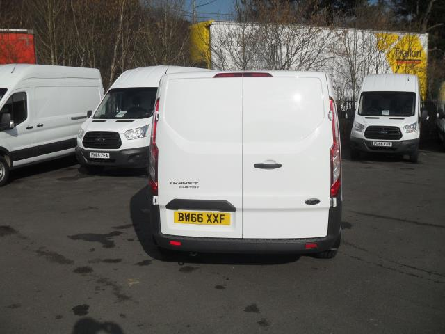2016 Ford Transit Custom 2.0 Tdci 105Ps Low Roof Van (BW66XXF) Image 10