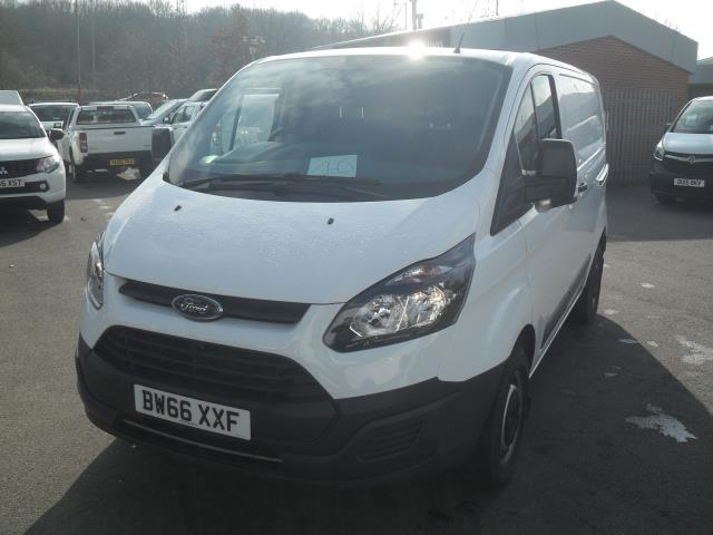 2016 Ford Transit Custom 2.0 Tdci 105Ps Low Roof Van (BW66XXF) Image 3