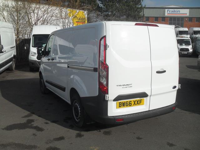 2016 Ford Transit Custom 2.0 Tdci 105Ps Low Roof Van (BW66XXF) Image 13