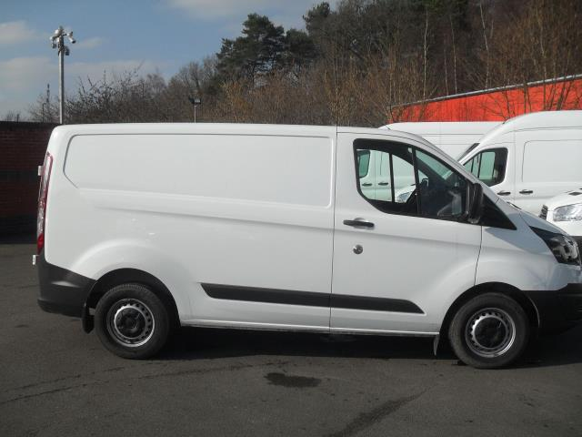 2016 Ford Transit Custom 2.0 Tdci 105Ps Low Roof Van (BW66XXF) Image 4