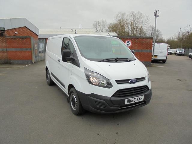 2016 Ford Transit Custom 2.0 Tdci 105Ps Low Roof Van (BW66XXF) Image 1