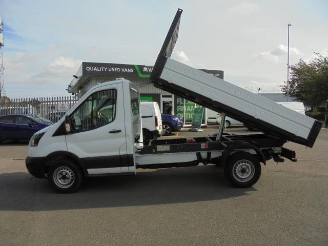 2018 Ford Transit  350 L2 S/CAB TIPPER 130PS EURO 5 (BW67HFY) Image 17