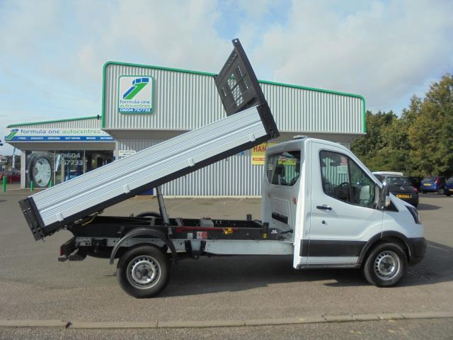 2018 Ford Transit  350 L2 S/CAB TIPPER 130PS EURO 5 (BW67HFY) Image 16