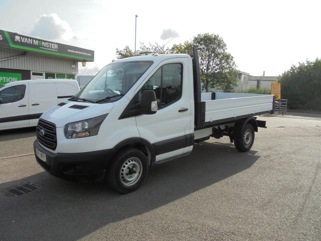 2018 Ford Transit  350 L2 S/CAB TIPPER 130PS EURO 5 (BW67HFY) Image 7