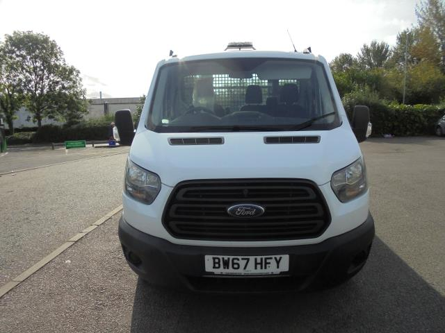 2018 Ford Transit  350 L2 S/CAB TIPPER 130PS EURO 5 (BW67HFY) Image 8