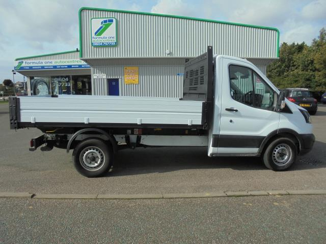 2018 Ford Transit  350 L2 S/CAB TIPPER 130PS EURO 5 (BW67HFY) Image 2