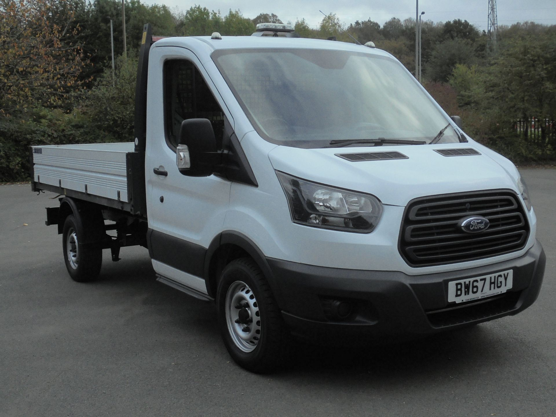 2018 Ford Transit 2.0 Tdci 130Ps 'One Stop' Tipper [1 Way] (BW67HGY)