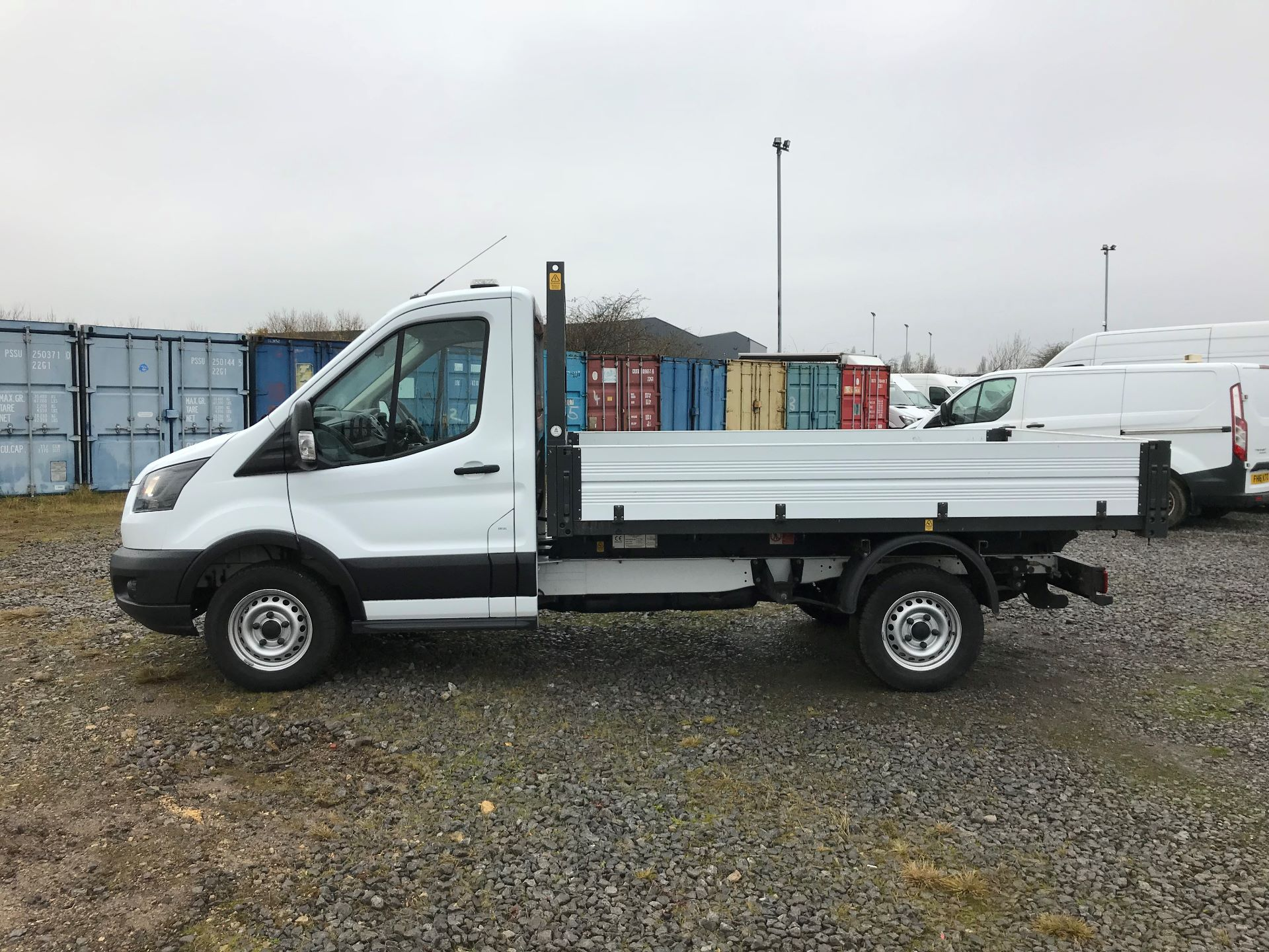2018 Ford Transit 2.0 Tdci 130Ps One Stop Tipper (BW67HJF) Image 4