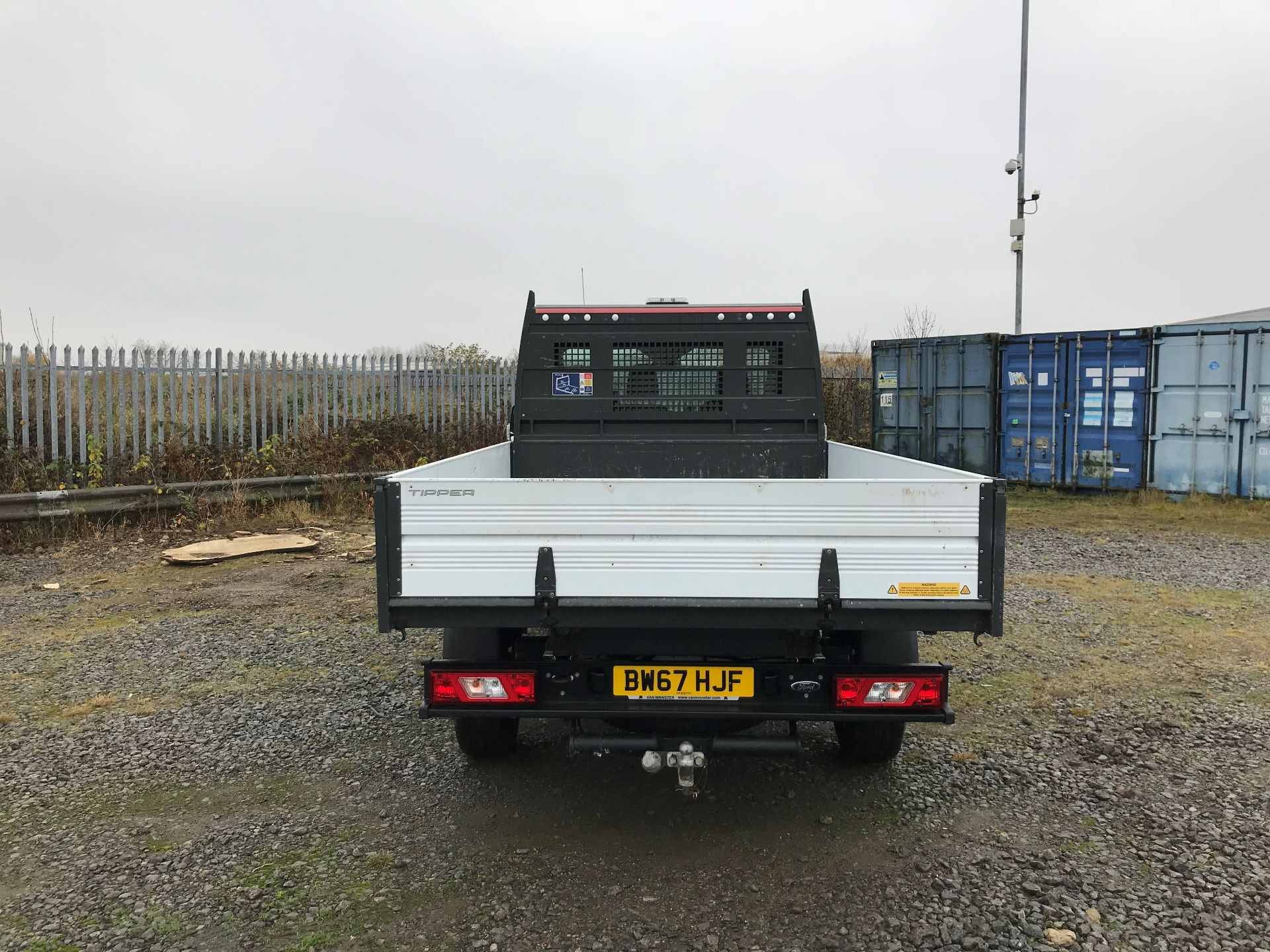 2018 Ford Transit 2.0 Tdci 130Ps One Stop Tipper (BW67HJF) Image 6