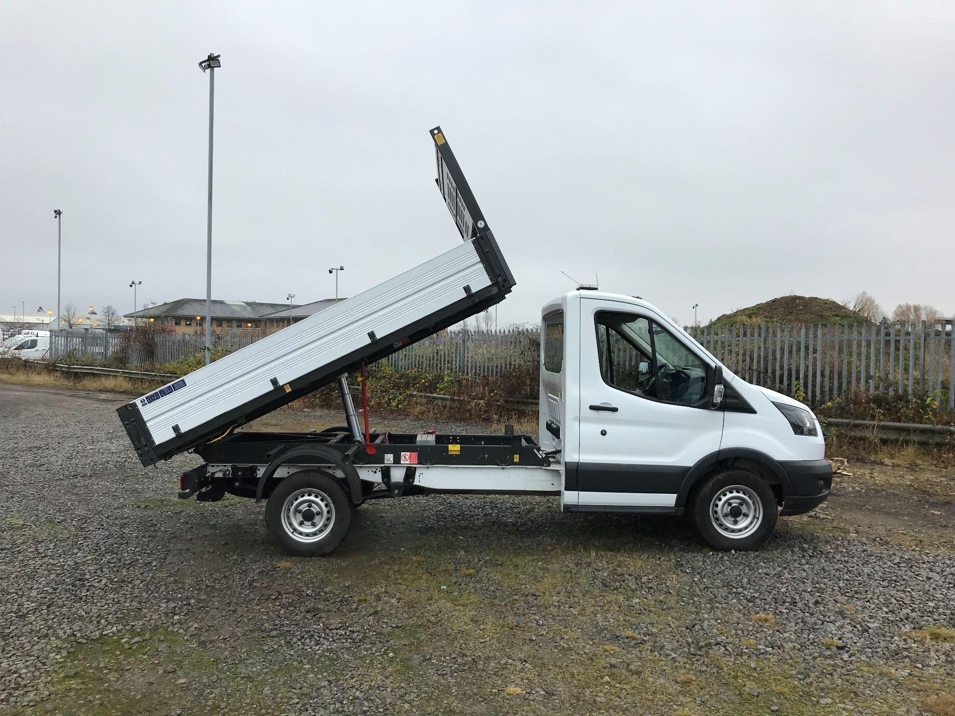 2018 Ford Transit 2.0 Tdci 130Ps One Stop Tipper (BW67HJF) Image 16