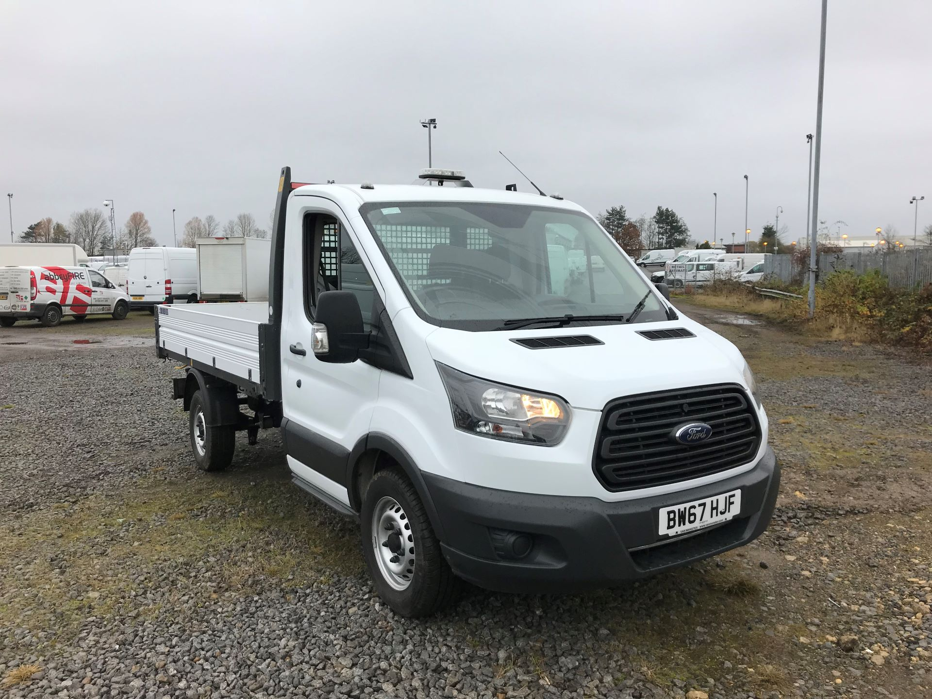 2018 Ford Transit 2.0 Tdci 130Ps One Stop Tipper (BW67HJF)