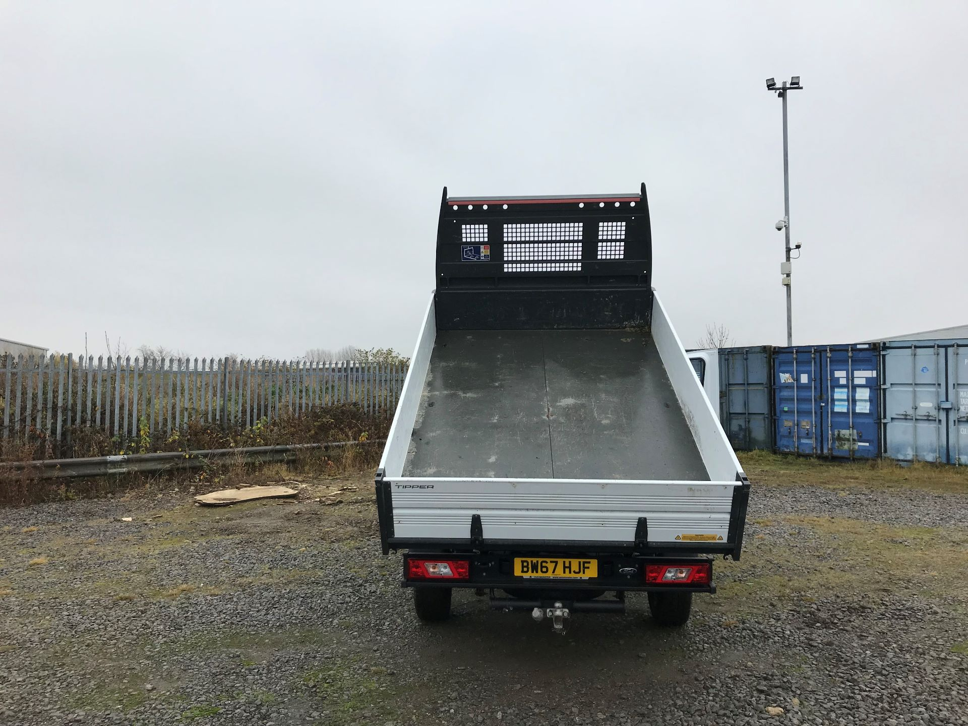 2018 Ford Transit 2.0 Tdci 130Ps One Stop Tipper (BW67HJF) Image 15