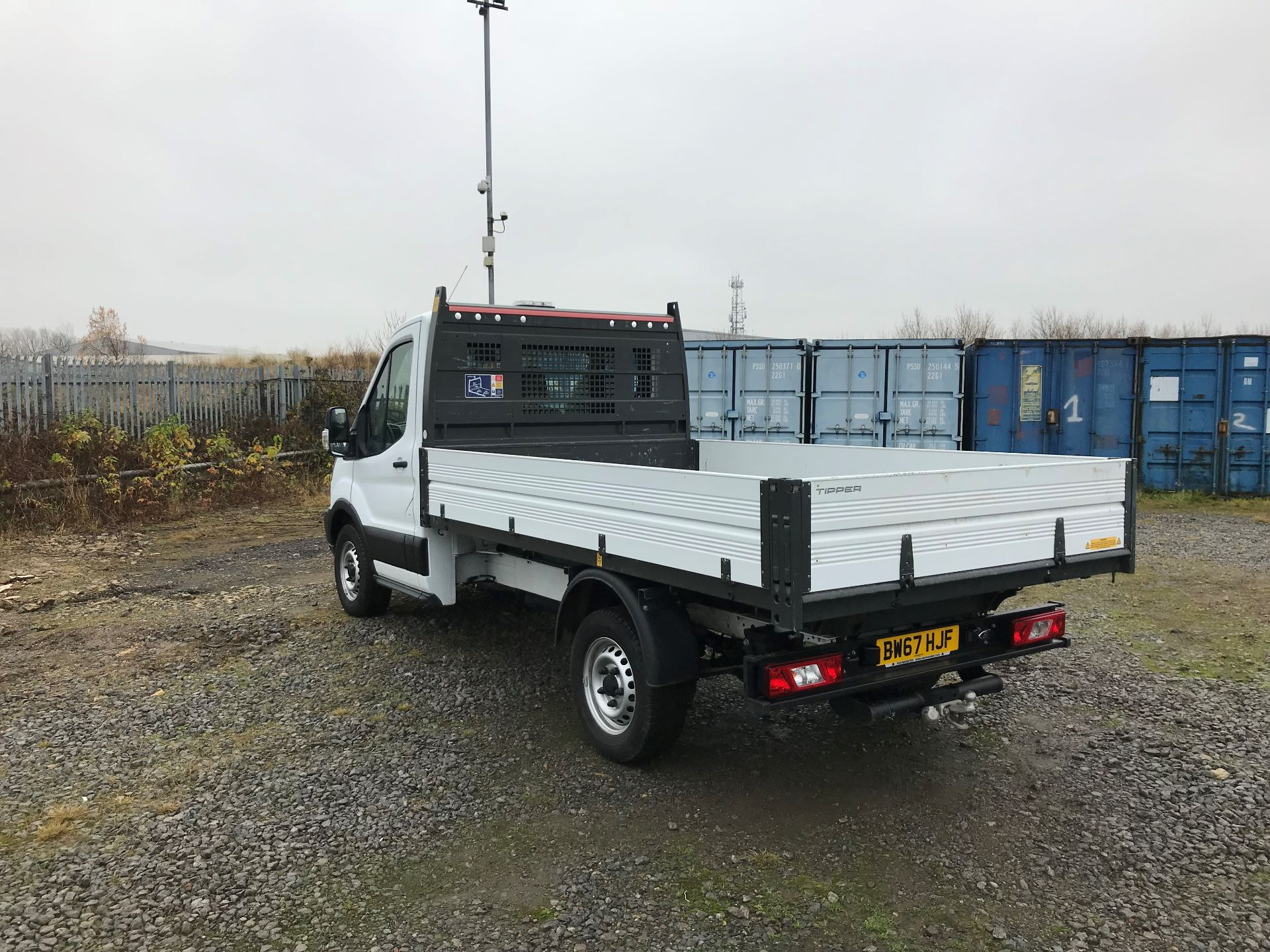 2018 Ford Transit 2.0 Tdci 130Ps One Stop Tipper (BW67HJF) Image 5
