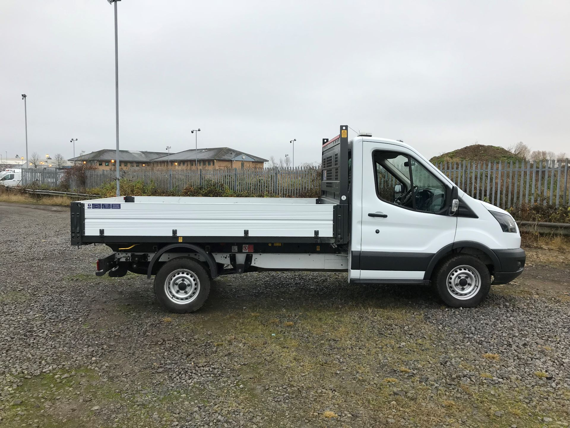2018 Ford Transit 2.0 Tdci 130Ps One Stop Tipper (BW67HJF) Image 8