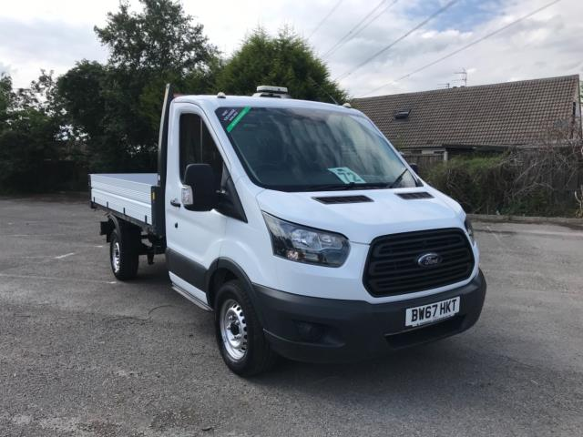 2018 Ford Transit 2.0 Tdci 130Ps One Stop Tipper 1 Way (BW67HKT)