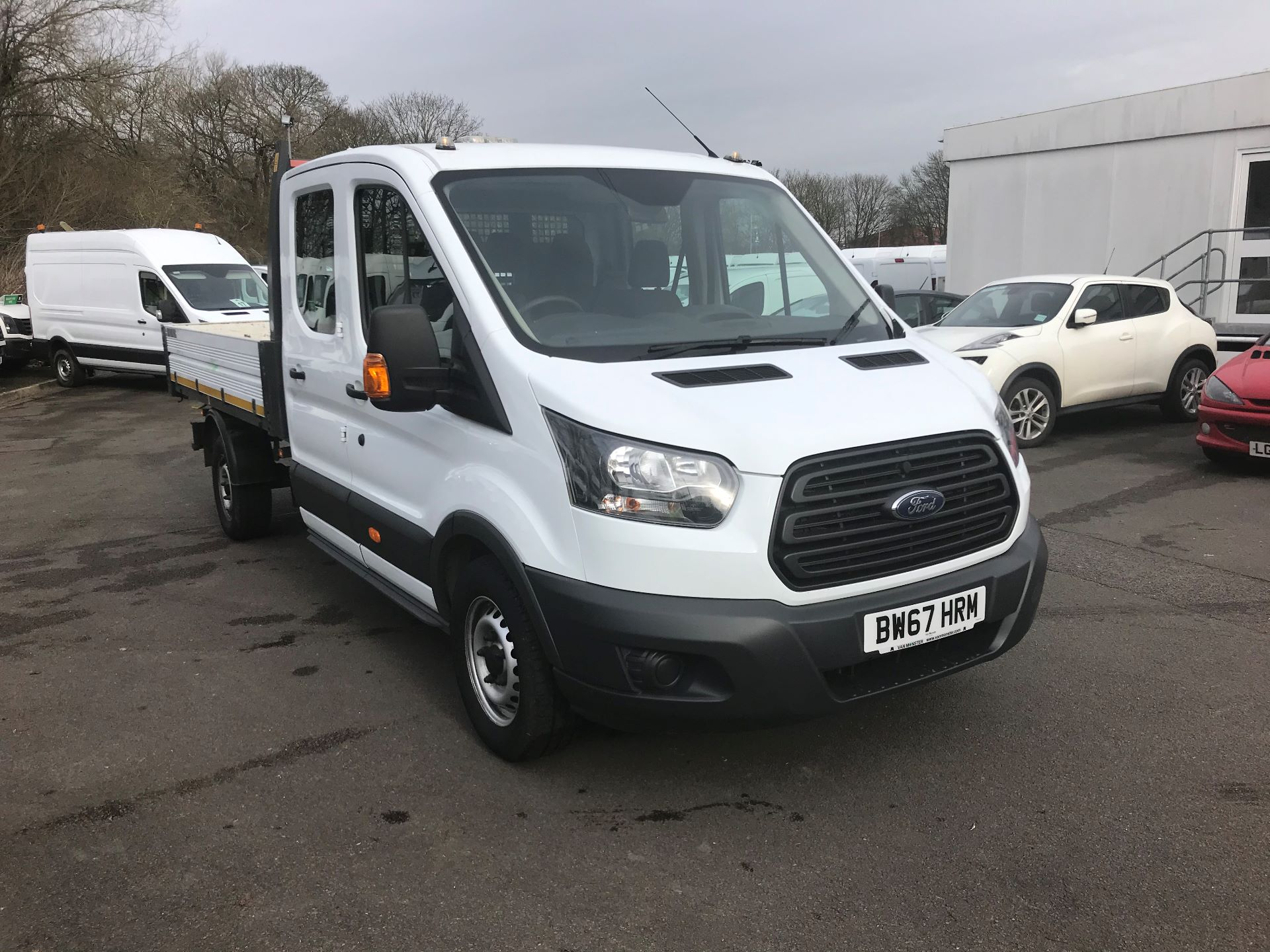2018 Ford Transit 2.0 Tdci 130Ps 'One Stop' D/Cab Tipper [1 Way] Euro 6 (BW67HRM)