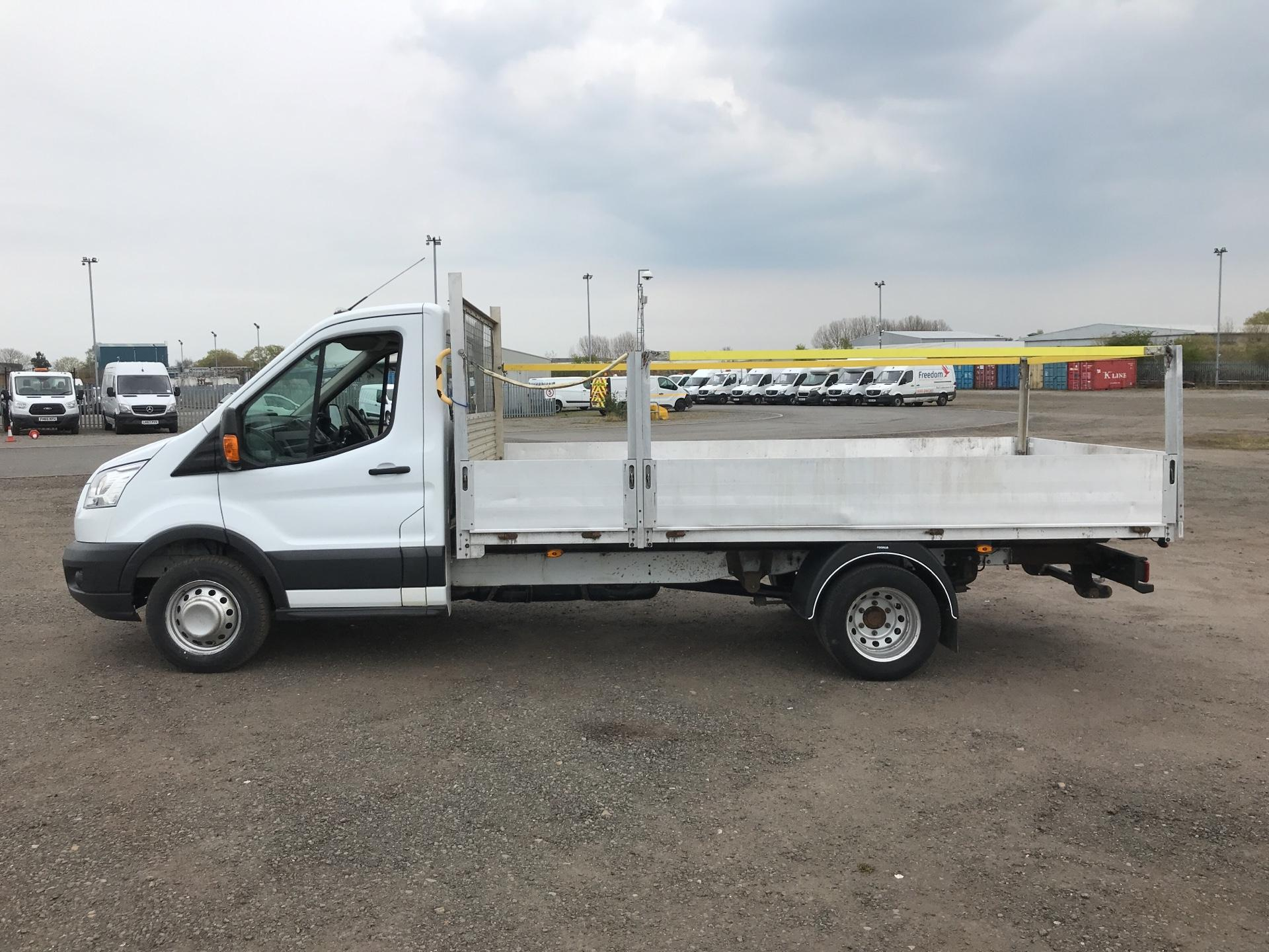 2015 Ford Transit 350 L4 DROP SIDE 125PS EURO 5 (BX65ZNG) Image 6