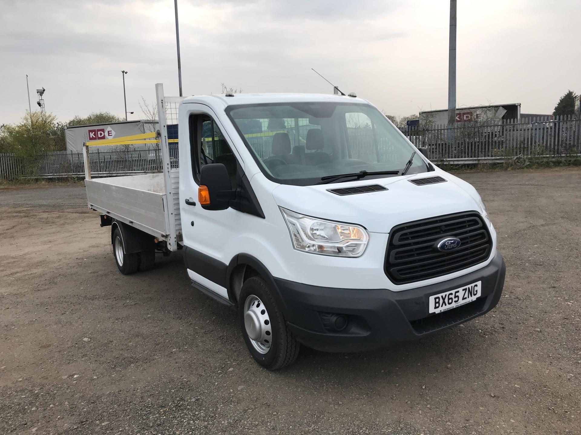 2015 Ford Transit 350 L4 DROP SIDE 125PS EURO 5 (BX65ZNG)