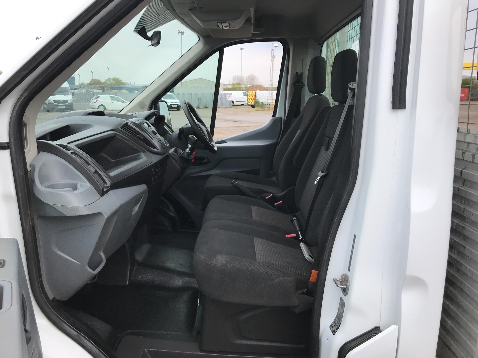 2015 Ford Transit 350 L4 DROP SIDE 125PS EURO 5 (BX65ZNG) Image 14