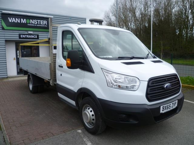 2015 Ford Transit T350 L4 DROP SIDE 125PS EURO 5 (BX65ZVP)