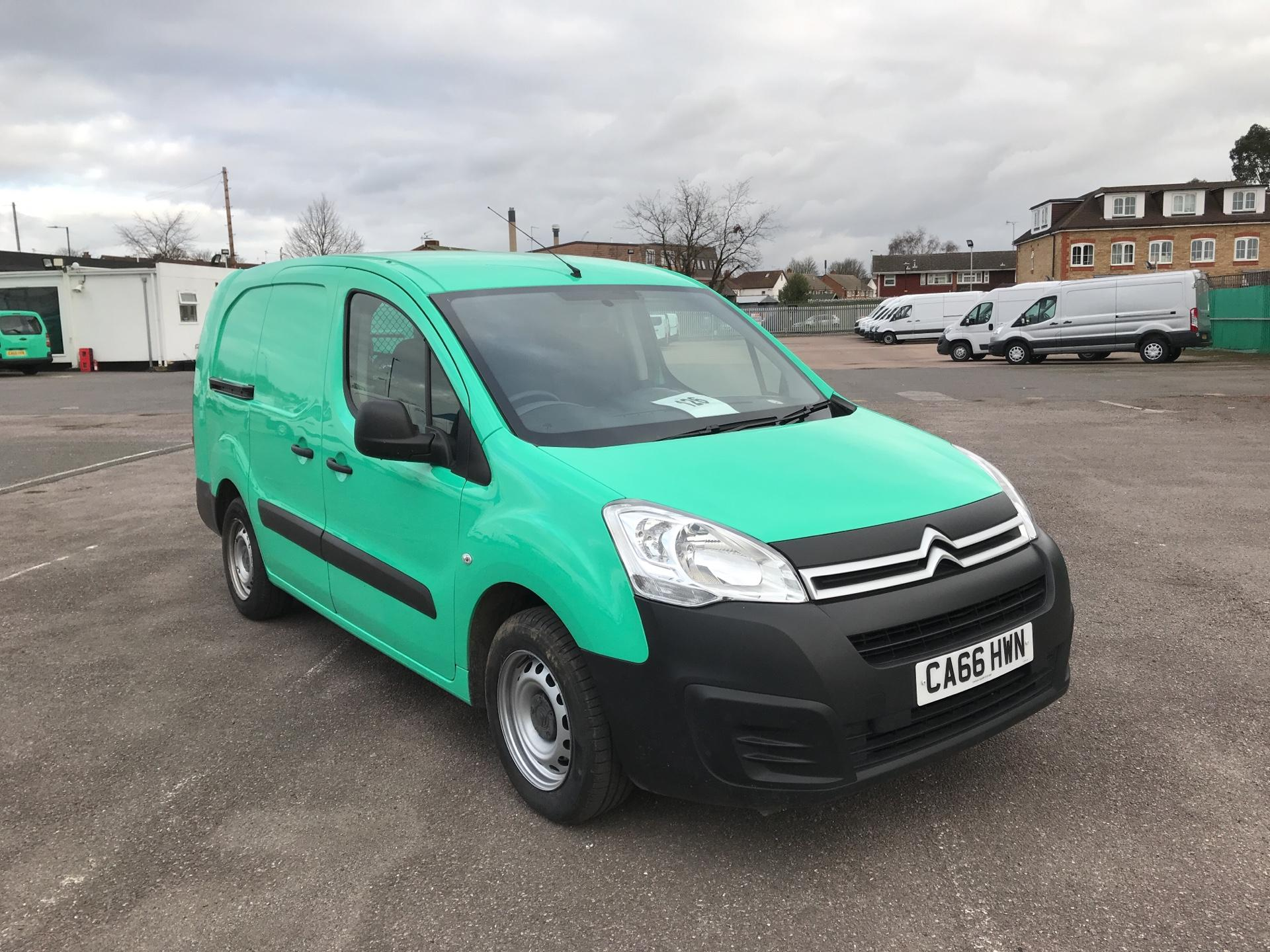 2017 Citroen Berlingo L2 DIESEL 1.6 BLUEHDI 750 LX 100PS EURO 6  (CA66HWN)