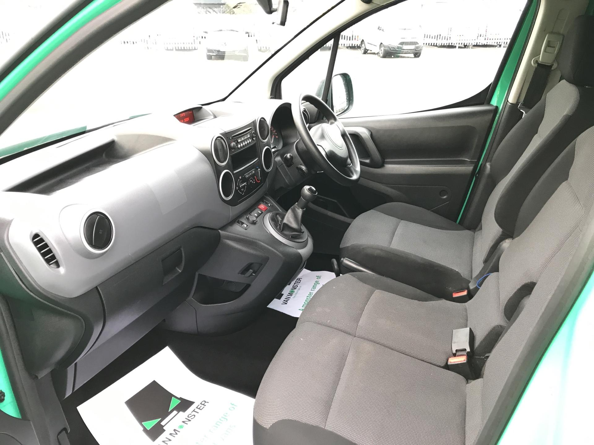 2017 Citroen Berlingo L2 DIESEL 1.6 BLUEHDI 750 LX 100PS EURO 6  (CA66HWO) Image 14