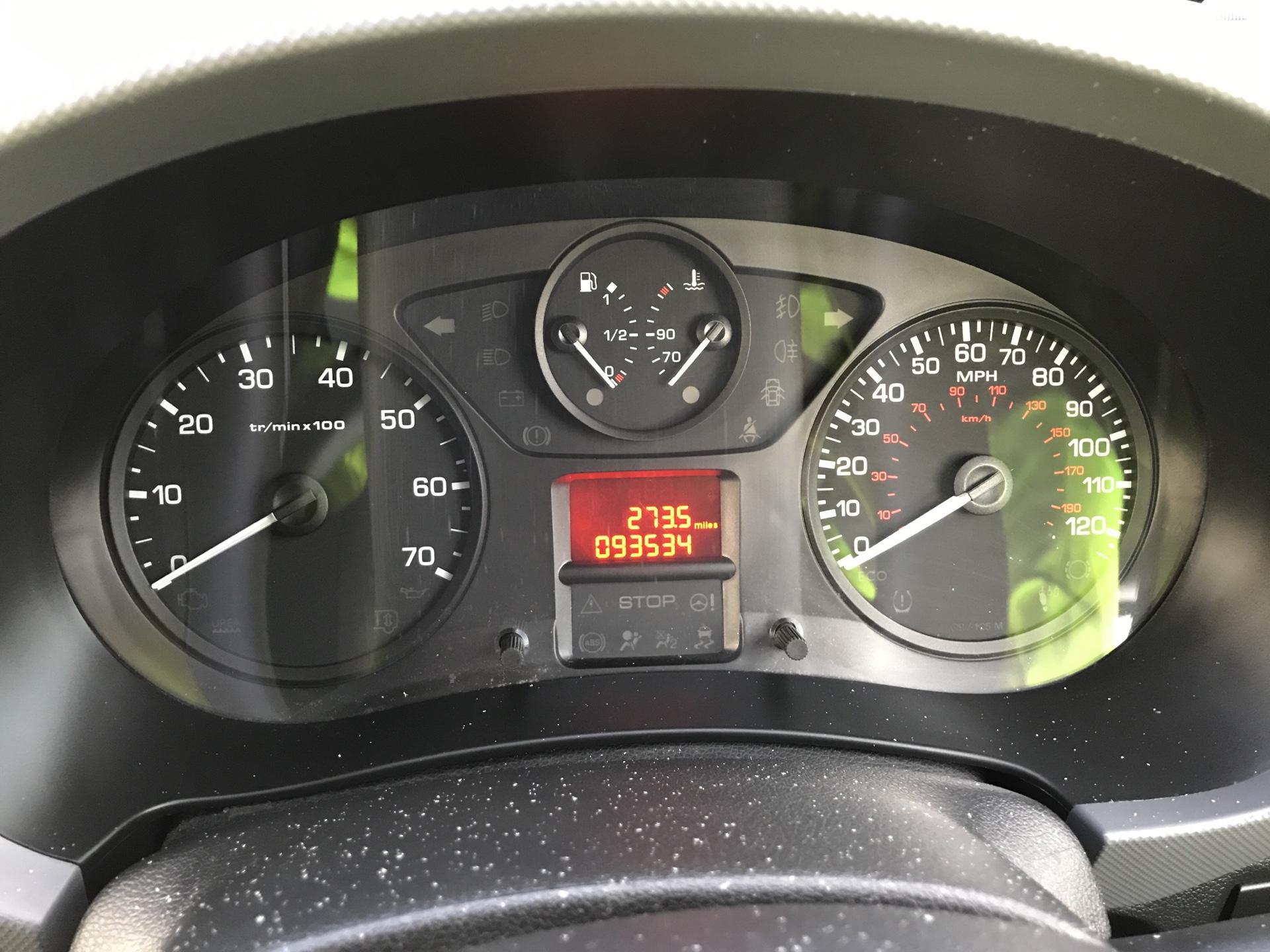 2017 Citroen Berlingo L2 DIESEL 1.6 BLUEHDI 750 LX 100PS EURO 6  (CA66HWT) Image 13