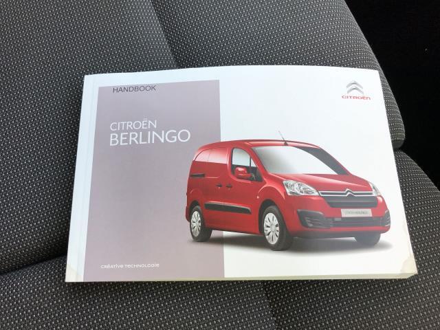 2017 Citroen Berlingo 750 L2 1.6HDI BLUE LX 100PS EURO 6  (CA66HWV) Image 27