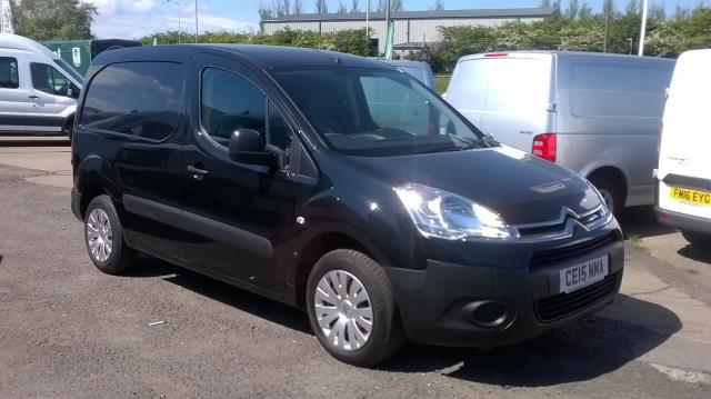 2015 Citroen Berlingo  L1 DIESEL 1.6 HDI 625KG ENTERPRISE 75PS EURO 4/5 (CE15NMA)