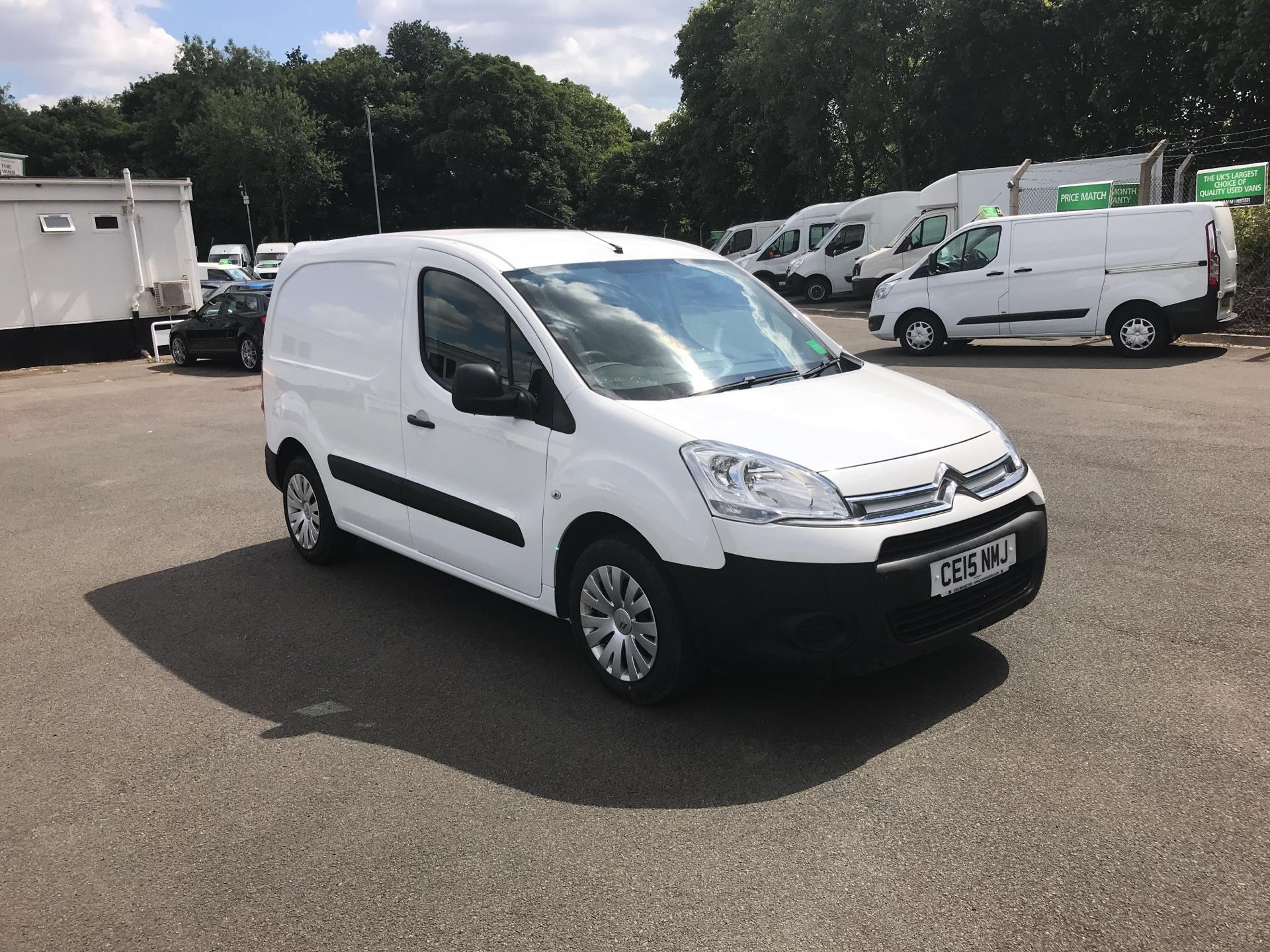 2015 Citroen Berlingo  L1 DIESEL 1.6 HDI 625KG ENTERPRISE 75PS EURO 4/5 (CE15NMJ)