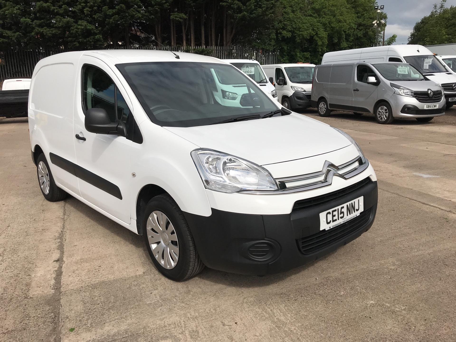 2015 Citroen Berlingo L1 DIESEL 1.6 HDI 625KG ENTERPRISE 75PS EURO 4/5 (CE15NNJ)