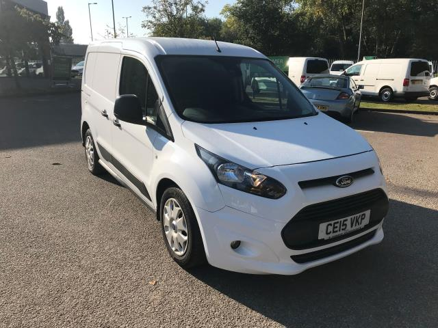 2015 Ford Transit Connect  200 L1 Diesel 1.6 TDCi 95PS TREND Van EURO 5 (CE15VKP)