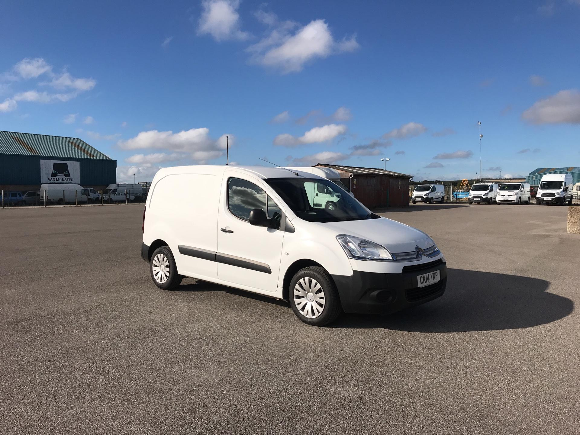2014 Citroen Berlingo L1 DIESEL 1.6 HDI 625KG ENTERPRISE 75PS EURO 4/5. SAT NAV, AIR CON (CK14YRP)