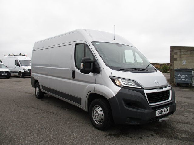 2016 Peugeot Boxer 335 L3 H2 HDI PROFESSIONAL 130PS (CK16AEX)