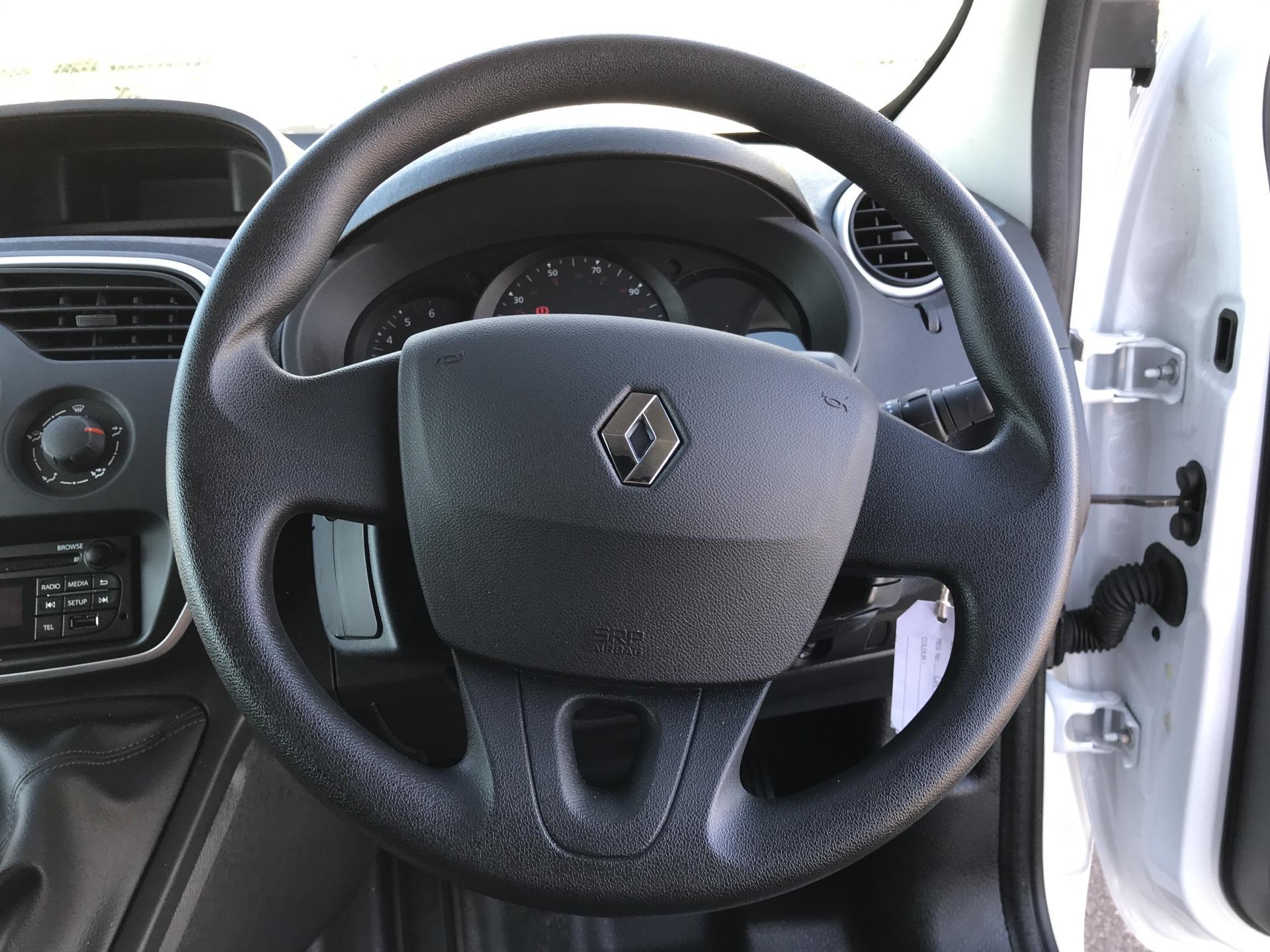 2017 Renault Kangoo ML 19 ENERGY DCI 90 BUSINESS VAN EURO 6 (CK17ZGX) Image 12