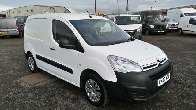 2016 Citroen Berlingo 1.6 Bluehdi 625Kg Enterprise 75Ps (CK66YXO)