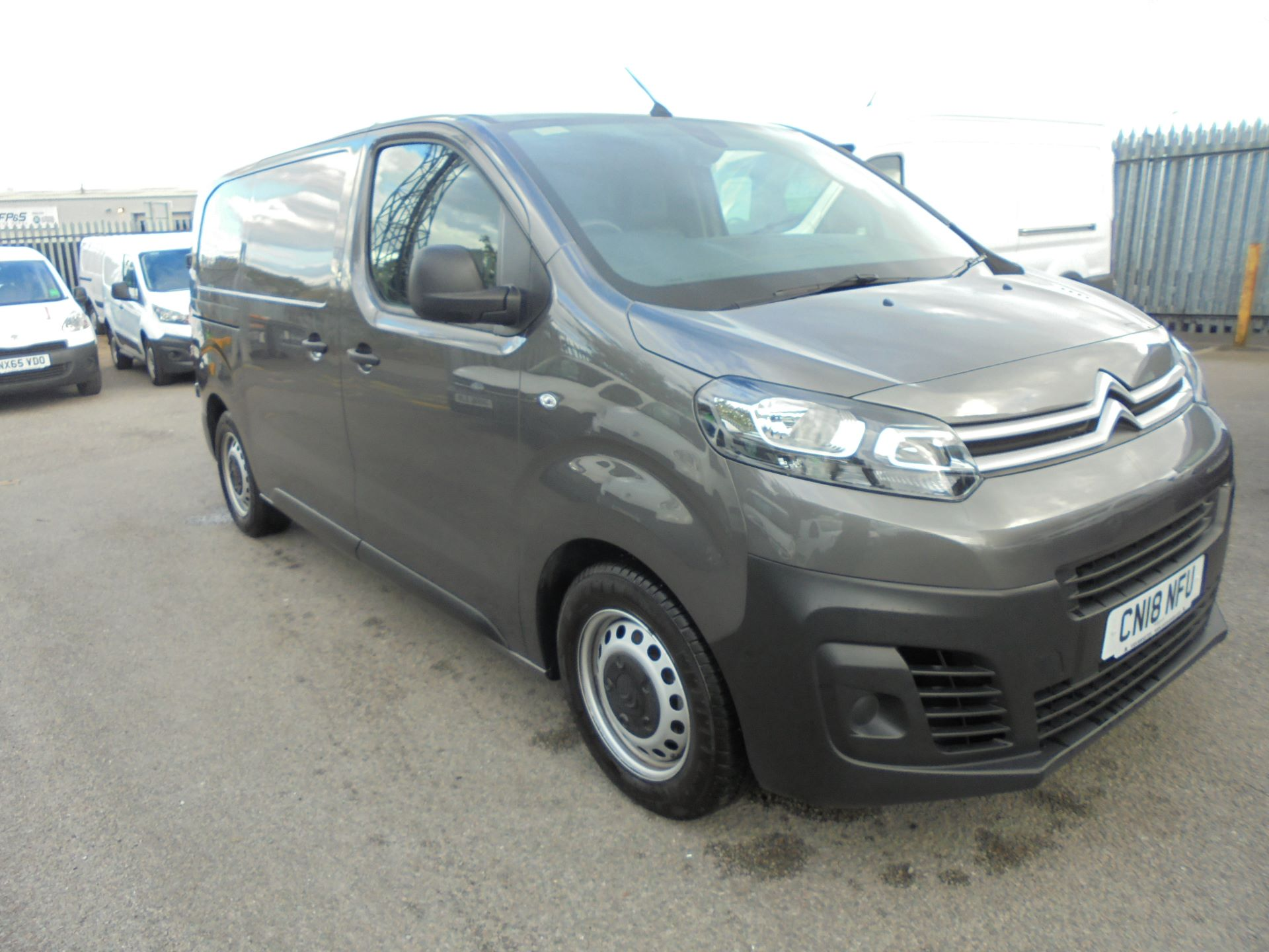 2018 Citroen Dispatch 1000 1.6 Bluehdi 115 Van Enterprise (CN18NFU)