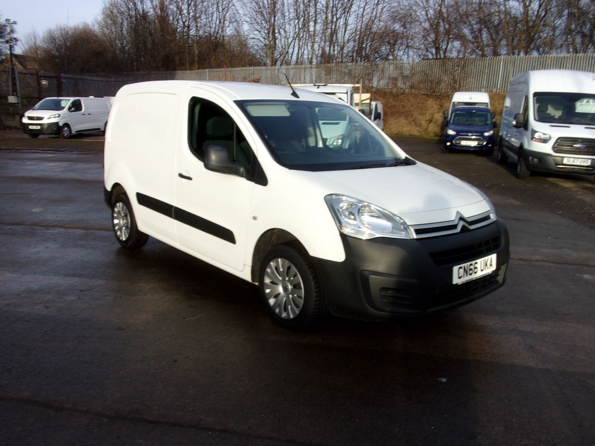 2016 Citroen Berlingo L1 DIESEL 1.6 HDI 625KG ENTERPRISE 75PS EURO 5 (CN66UKA)