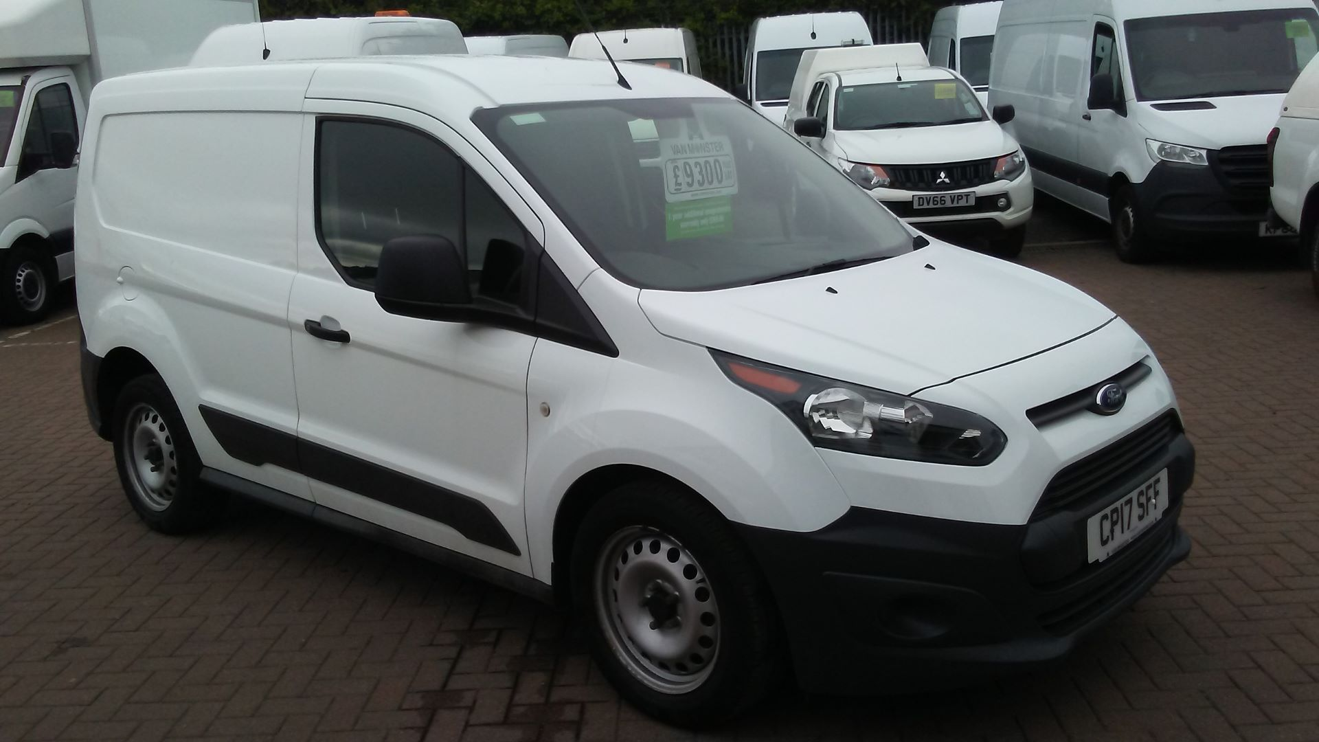 2017 Ford Transit Connect 1.5 Tdci 100Ps Van (CP17SFF)