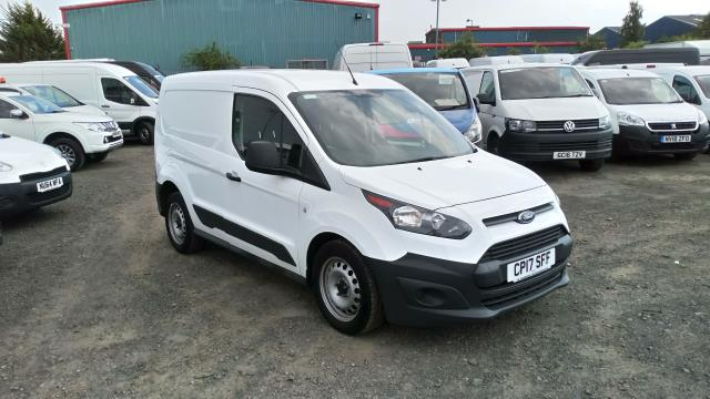 2017 Ford Transit Connect 220 L1 1.5 Tdci 100Ps EURO 6