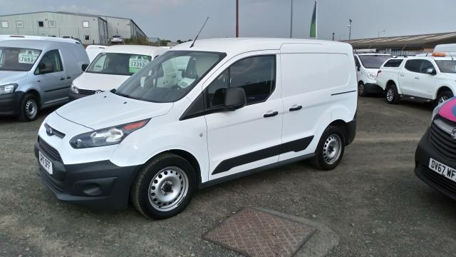 2017 Ford Transit Connect 220 L1 1.5 Tdci 100Ps EURO 6 (CP17SFF) Image 3