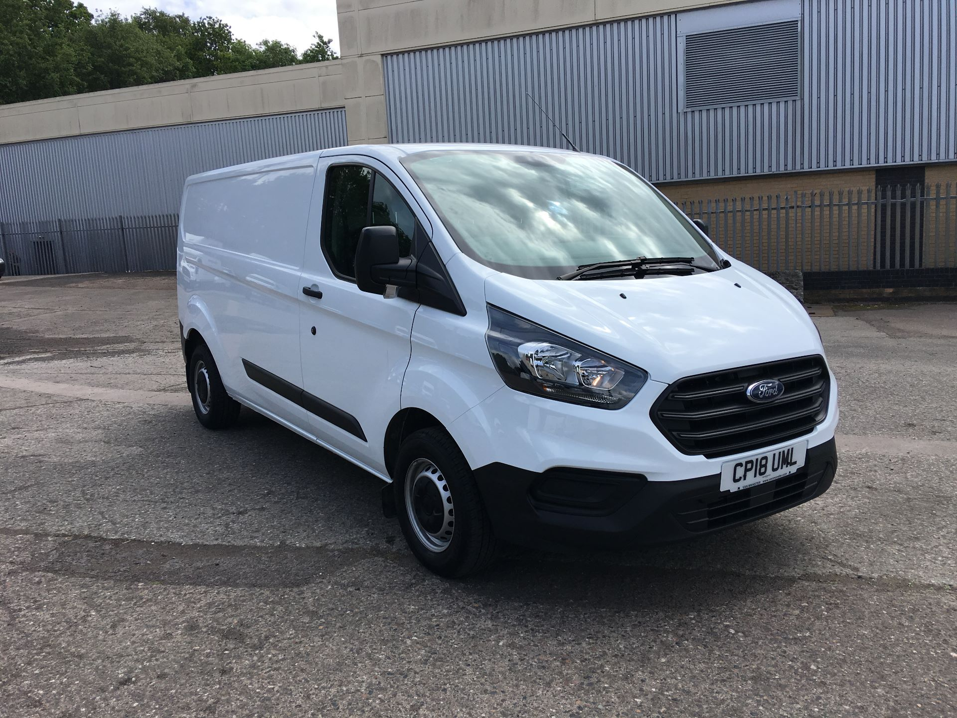 2018 Ford Transit Custom 300 L2 DIESEL FWD 2.0 TDCI 105PS LOW ROOF EURO 6
