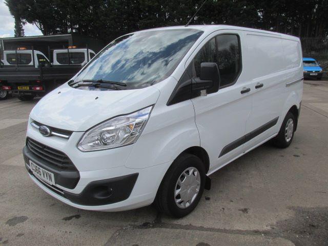 2017 Ford Transit Custom 290 2.0 Tdci 105Ps Low Roof Trend Van (CU66VYN) Image 18