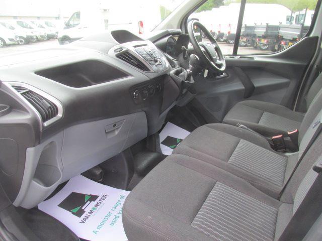 2017 Ford Transit Custom 290 2.0 Tdci 105Ps Low Roof Trend Van (CU66VYN) Image 15